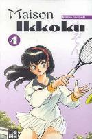 Maison Ikkoku 4 - Klickt hier für die große Abbildung zur Rezension
