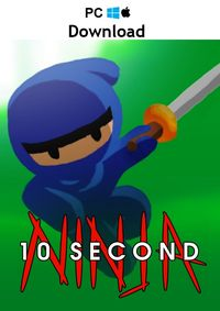 10 Second Ninja - Klickt hier für die große Abbildung zur Rezension