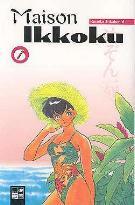 Maison Ikkoku 6 - Klickt hier für die große Abbildung zur Rezension