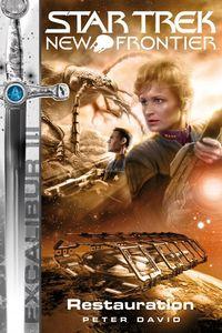 Star Trek: New Frontier 9: Excalibur: Restauration - Klickt hier für die große Abbildung zur Rezension