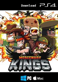 Splashgames: Mercenary Kings