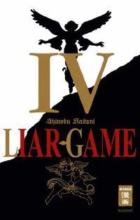 Liar Game 4 - Klickt hier für die große Abbildung zur Rezension