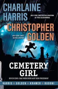 Cemetery Girl 1  - Klickt hier für die große Abbildung zur Rezension