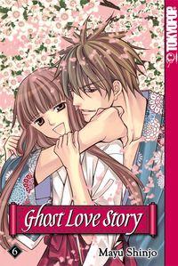 Ghost Love Story 6 - Klickt hier für die große Abbildung zur Rezension