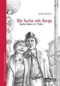 Graphic Novel paperback: Die Sache mit Sorge - Klickt hier für die große Abbildung zur Rezension