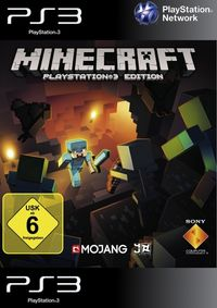 Minecraft PlayStation 3 Edition - Klickt hier für die große Abbildung zur Rezension