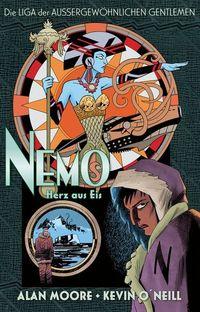 Die Liga der Außergewöhnlichen Gentlemen: Nemo – Herz aus Eis - Klickt hier für die große Abbildung zur Rezension