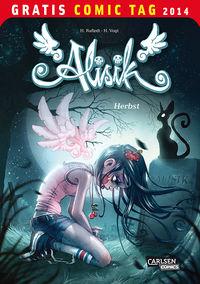 Alisik - Gratis Comic Tag 2014 - Klickt hier für die große Abbildung zur Rezension