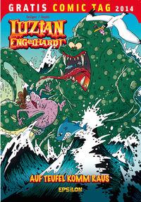 Luzian Engelhardt - Gratis Comic Tag 2014 - Klickt hier für die große Abbildung zur Rezension