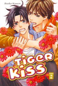 Tiger Kiss - Klickt hier für die große Abbildung zur Rezension