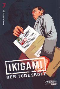 Ikigami - Der Todesbote 7 - Klickt hier für die große Abbildung zur Rezension