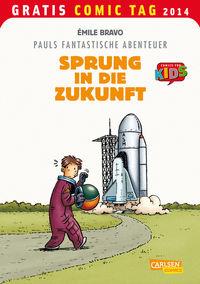 Pauls fantastische Abenteuer - Gratis Comic Tag 2014 - Klickt hier für die große Abbildung zur Rezension