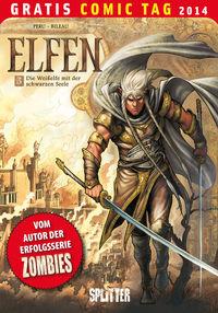 Die Elfen 3 - Gratis Comic Tag 2014 - Klickt hier für die große Abbildung zur Rezension