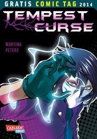 Tempest Curse - Gratis Comic Tag 2014 - Klickt hier für die große Abbildung zur Rezension