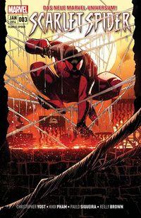 Scarlet Spider 3 - Klickt hier für die große Abbildung zur Rezension