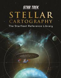 Star Trek Stellar Cartography: The Starfleet Reference Library - Klickt hier für die große Abbildung zur Rezension