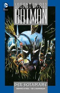 Batman Legenden des Dunklen Ritters: Der Schamane SC - Klickt hier für die große Abbildung zur Rezension