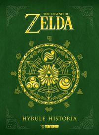 The Legend of Zelda: Hyrule Historia - Klickt hier für die große Abbildung zur Rezension