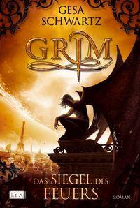 Grim Band 01: Das Siegel des Feuers - Klickt hier für die große Abbildung zur Rezension