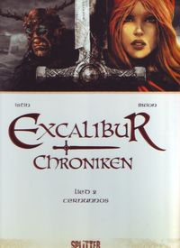 Excalibur-Chroniken - Lied 2: Cernunnos - Klickt hier für die große Abbildung zur Rezension