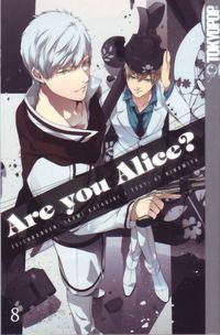 Are you Alice 8 - Klickt hier für die große Abbildung zur Rezension