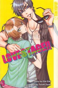Love Stage !! 3 - Klickt hier für die große Abbildung zur Rezension