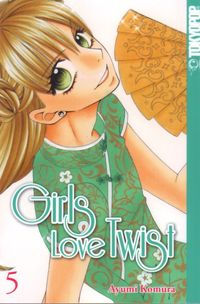 Girls Love Twist 5 - Klickt hier für die große Abbildung zur Rezension