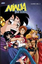 Ninja High School Classic 2 - Klickt hier für die große Abbildung zur Rezension