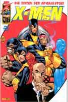 X-Men Vol2 9 - Klickt hier für die große Abbildung zur Rezension