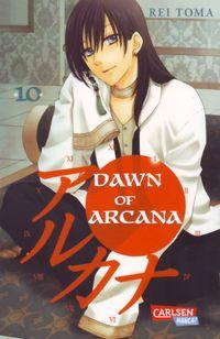Dawn of Arcana 10 - Klickt hier für die große Abbildung zur Rezension