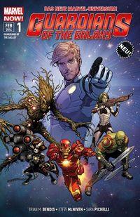 Guardians of the Galaxy 1: Space Avengers - Klickt hier für die große Abbildung zur Rezension