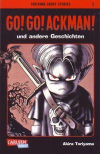 Toriyama Short Stories 1: Go!Go!Ackman! und andere Geschichten - Klickt hier für die große Abbildung zur Rezension