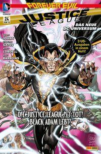 Justice League 24 - Klickt hier für die große Abbildung zur Rezension