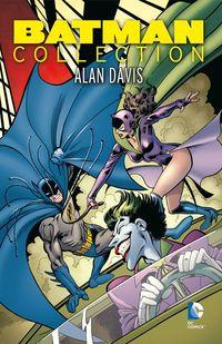 Batman Collection: Alan Davis 1 - Klickt hier für die große Abbildung zur Rezension