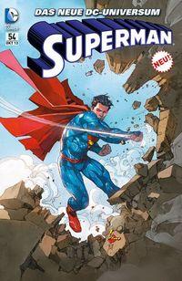 Superman Sonderband 54: H´EL auf Erden 1: Kryptons verlorener Sohn - Klickt hier für die große Abbildung zur Rezension