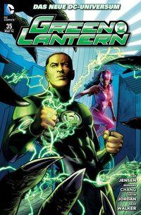 Green Lantern Sonderband 35  - Klickt hier für die große Abbildung zur Rezension