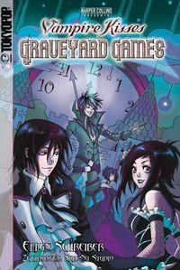 Vampire Kisses: Graveyard Games - Klickt hier für die große Abbildung zur Rezension