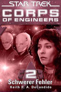 Star Trek – Corps of Engineers 2: Schwerer Fehler - Klickt hier für die große Abbildung zur Rezension