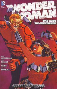Wonder Woman 4: Opfer des Krieges - Klickt hier für die große Abbildung zur Rezension