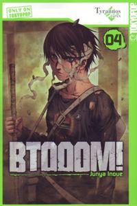BTOOOM! 4 - Klickt hier für die große Abbildung zur Rezension