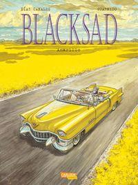 Blacksad 5 - Klickt hier für die große Abbildung zur Rezension
