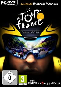 Le Tour de France Saison 2014 - Der offizielle Radsport Manager