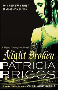 Night Broken: Mercy Thompson 8 - Klickt hier für die große Abbildung zur Rezension