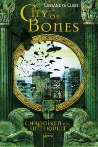 Chroniken der Unterwelt 1 – City of Bones - Klickt hier für die große Abbildung zur Rezension