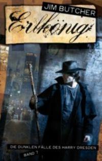 Erlkönig: Die dunklen Fälle des Harry Dresden 7 - Klickt hier für die große Abbildung zur Rezension