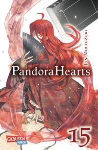Pandora Hearts 15 - Klickt hier für die große Abbildung zur Rezension