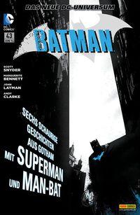 Batman Sonderband 43: Schreckensnächte in Gotham City - Klickt hier für die große Abbildung zur Rezension