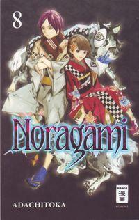 Noragami 8 - Klickt hier für die große Abbildung zur Rezension