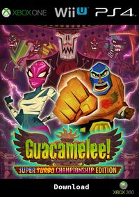 Splashgames: Guacamelee! Super Turbo Championship Edition