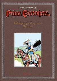 Prinz Eisenherz Band 8: Jahrgang 1985/1986 - Klickt hier für die große Abbildung zur Rezension